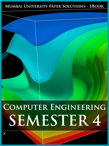 Buy solved question papers for Mumbai University - Computer Engineering ( Semester 4 )