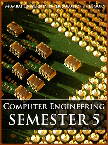 Buy solved question papers for Mumbai University - Computer Engineering ( Semester 5 )