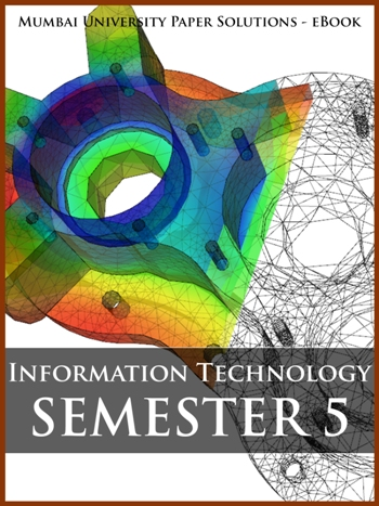 Buy solved question papers for Mumbai University - Information Technology ( Semester 5 )