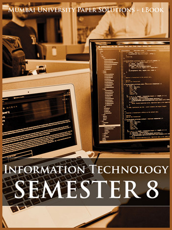 Buy solved question papers for Mumbai University - Information Technology ( Semester 8 )